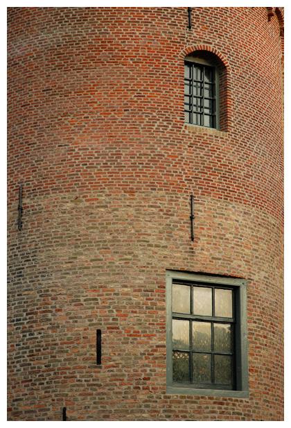 foto's, slot toren Schagen