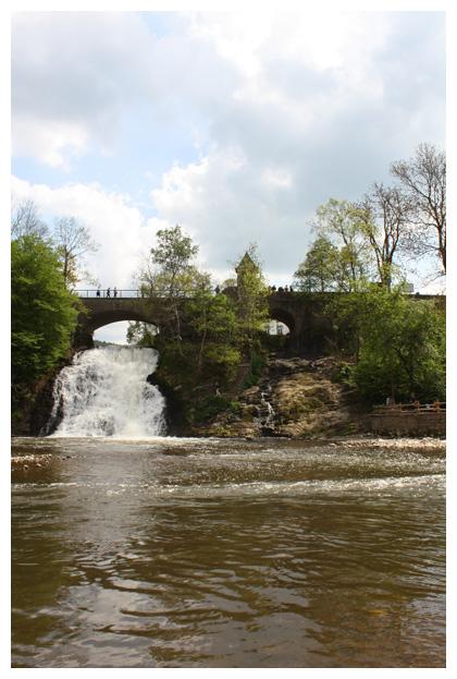 foto´s, Watervallen Coo, Belgie