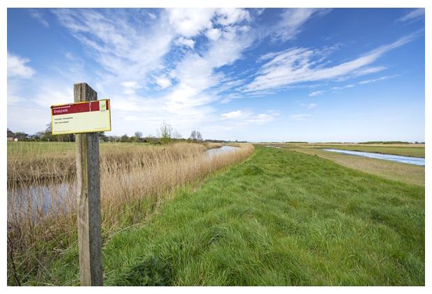 foto's, natuurgebied Kruiszwin, Anna Paulowna, Landschap Noord-Holland