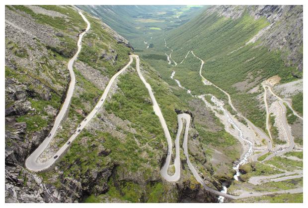 foto's, Møre og Romsdal, Noorwegen