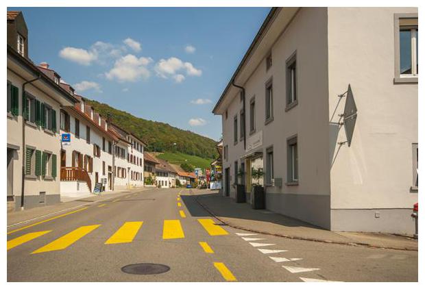 foto's, Schaffhausen, Zwitserland