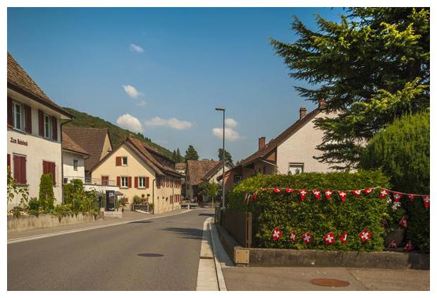 foto's, Schaffhausen kanton van Zwitserland
