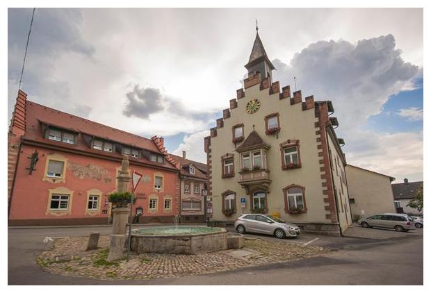 foto´s, Löffingen, Baden-Württemberg, Duitsland