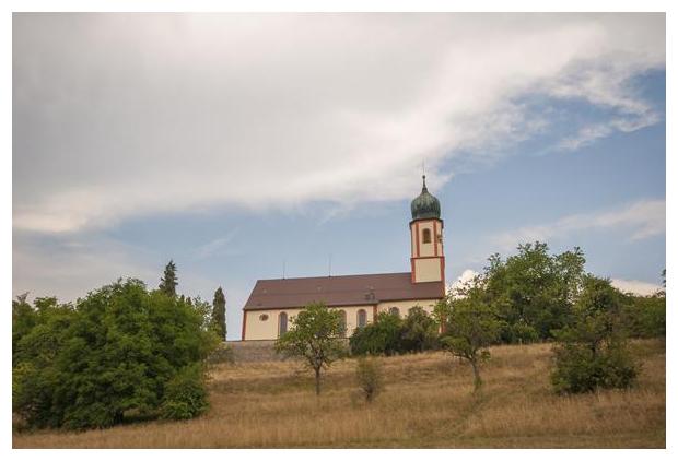 foto's, Degernau, Baden-Württemberg, Duitsland