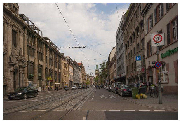 foto´s, Freiburg im Breisgau, Baden-Württemberg, Duitsland