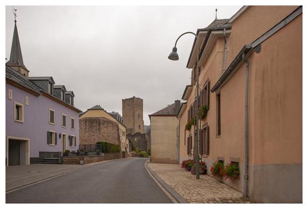 foto's, Redange kanton Luxemburg