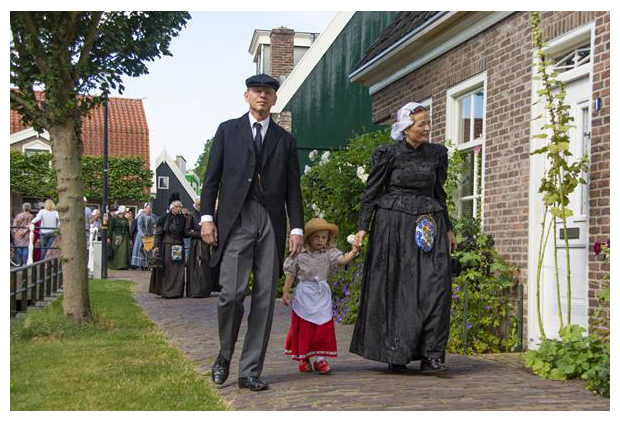foto's, Westfriese Folklore, Westfriesemarkt, Schagen