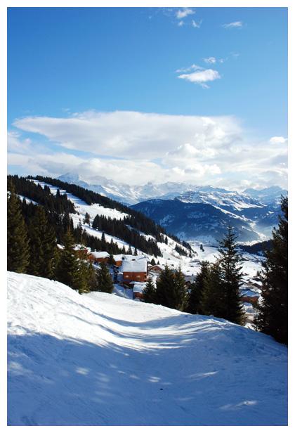 foto's, Les Saisies, Savoie, Frankrijk