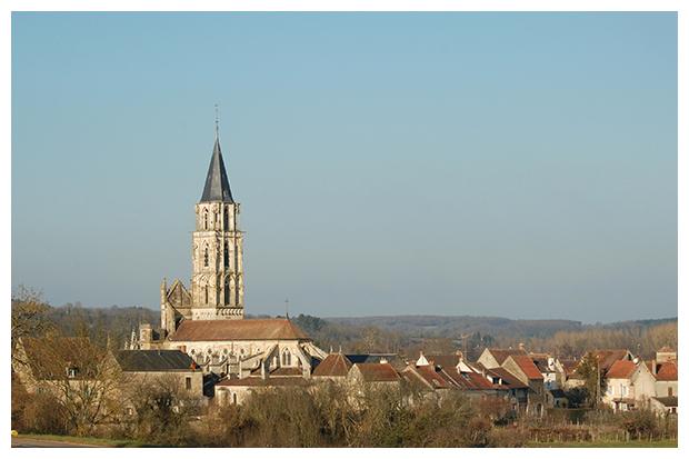 Saint-Père, regio Bourgondië, Frankrijk