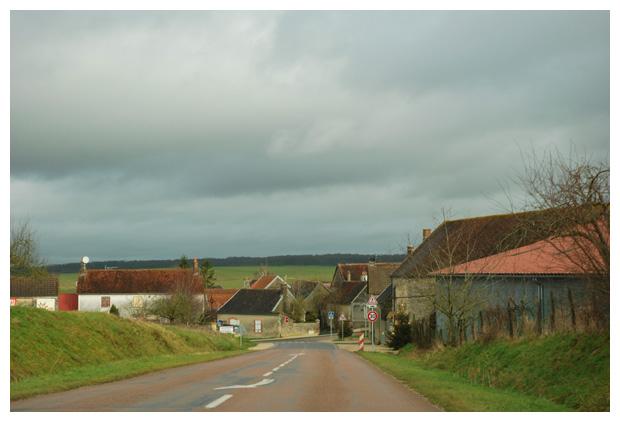 foto´s, Coussegrey, Grand Est, Frankrijk