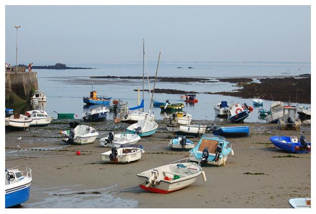 foto's, Bretagne, Morbihan, Frankrijk, France