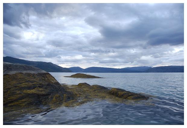 foto's, Nordland, Mo I Rana, fjord, Noorwegen