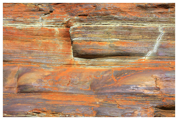 foto's, gesteente, rots, rotswand, rotswanden