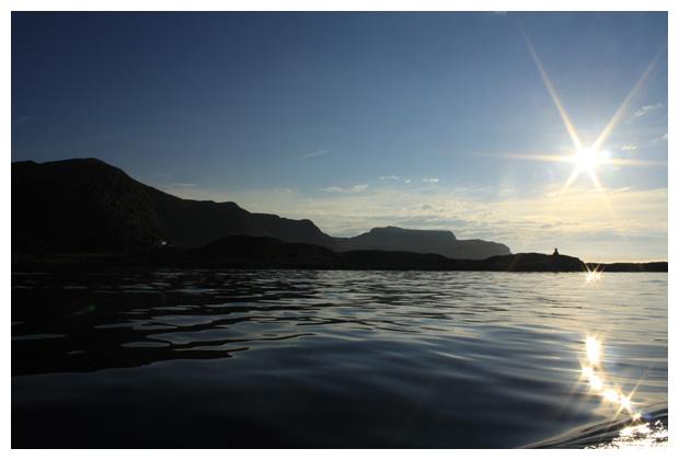 foto's, Møre og Romsdal, vogeleiland Runde, Noorwegen