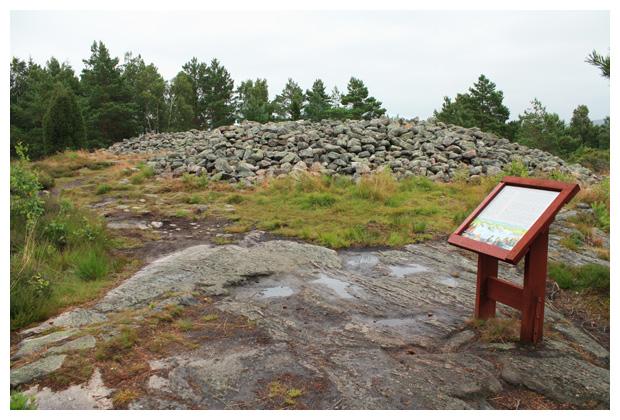 foto's, Grafheuvels van Tanum, Västra götalands län, Västergötland, Zweden