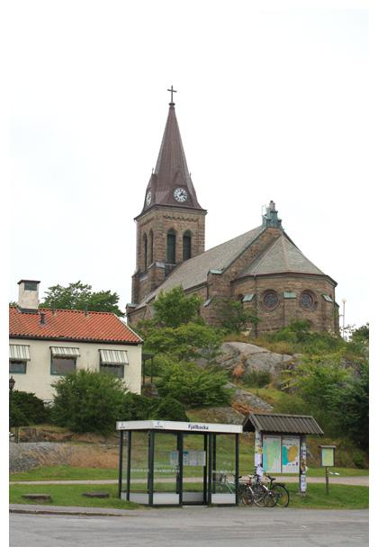 foto's, Fjällbacka, Västra götalands län, Västergötland, Zweden