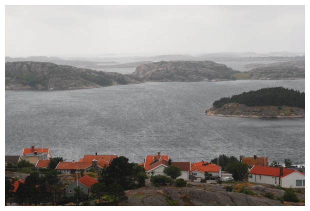 foto's, Kungsklyftan Fjällbacka, Västra götalands län, Västergötland, Zweden