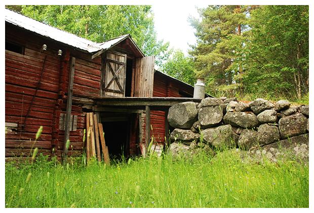 foto's, Sjulsmark, Norrbottens län, Zweden, Lapland