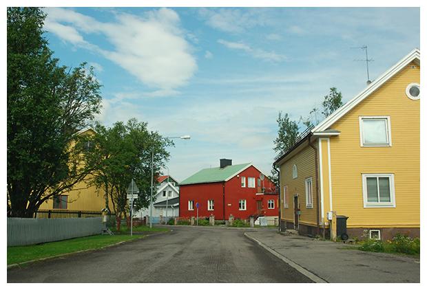 foto's, Kiruna, Norrbottens län, Zweden, Lapland