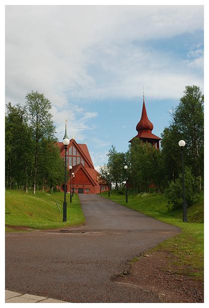 foto's, Norrbottens län, Zweden, LKAB's Visitor Centre Kiruna