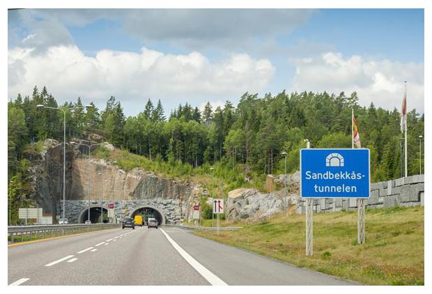 Vestfold og Telemark, Noorwegen