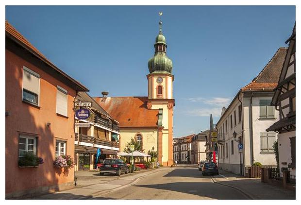 foto´s, Willstätt, Baden-Württemberg, Duitsland