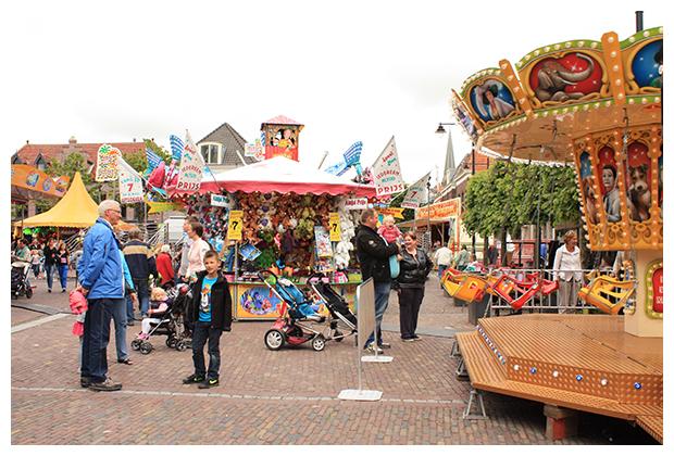 foto's, kermis 2012 stad, binnenstad, Schagen