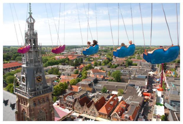foto's, kermis 2011 stad, binnenstad, Schagen
