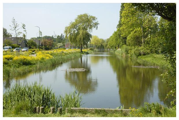foto's, stad, binnenstad, gemeente Schagen