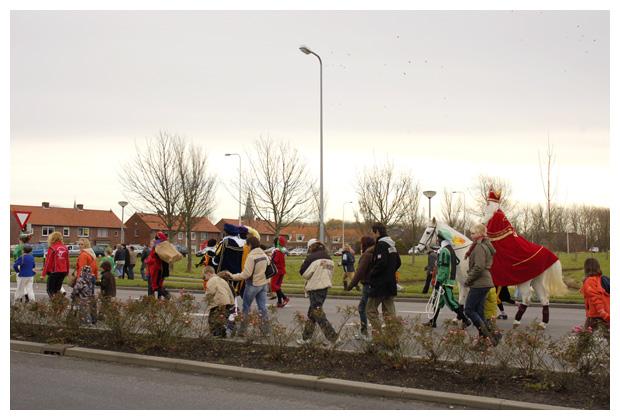 foto's, intocht Sinterklaas, Sint Nicolaas, Schagen