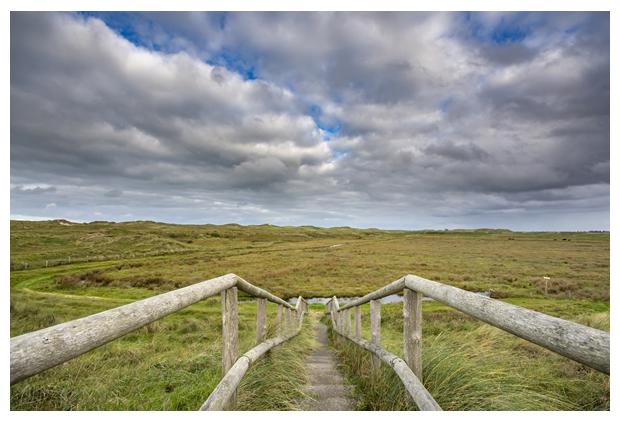 foto's, natuurgebied Botgat, duinen, Landschap Noord-Holland