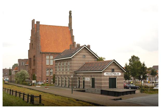 foto's, Medemblik, Noord-Holland, Nederland
